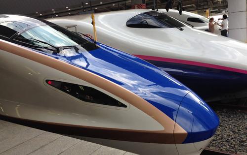 まとめました 北陸新幹線に乗ってどこへ行きたいですか?